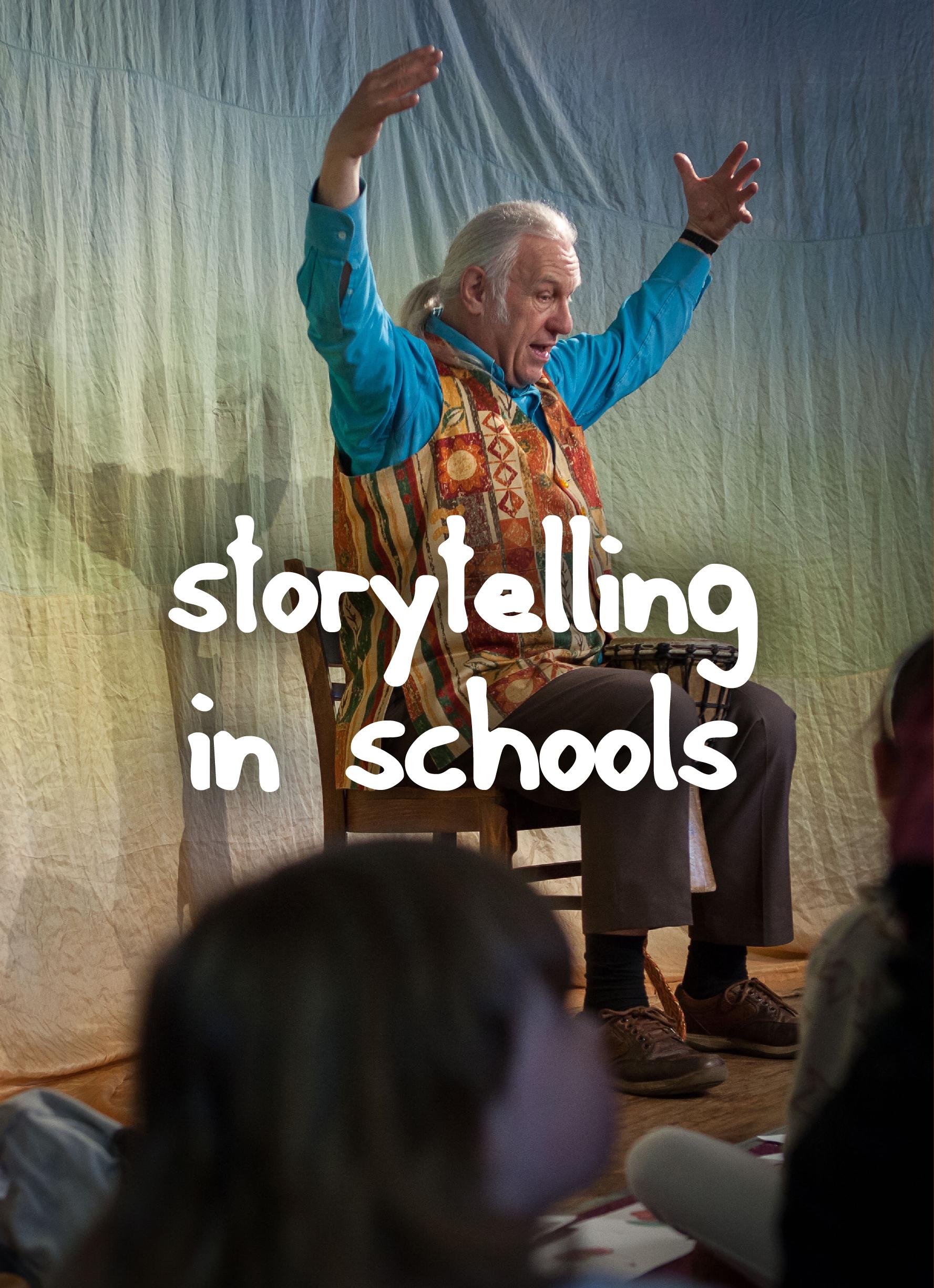 Storytelling in Schools